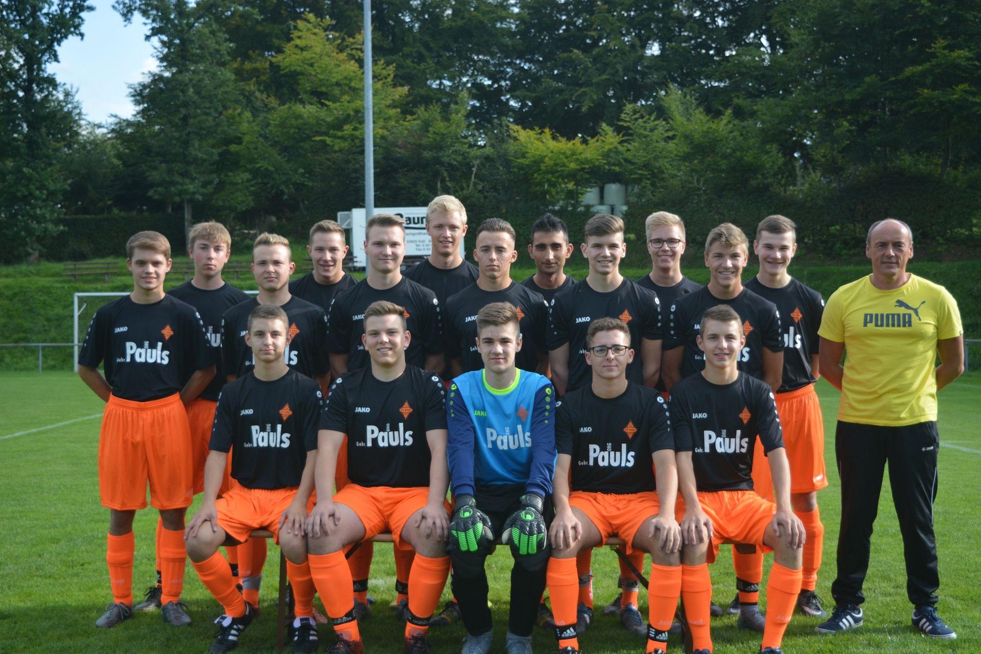 A1 Junioren U19